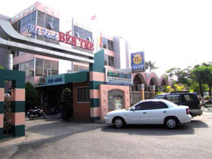 Khách sạn bến tre