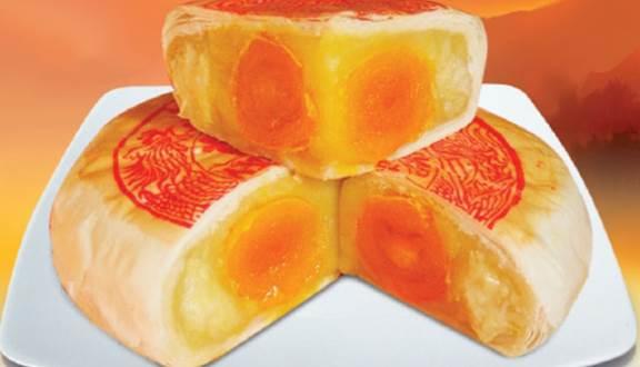 Bánh pía sóc trăng Tân huê viên